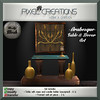 [PC] PIXEL CREATIONS - ARABESQUE TABLE & DECOR SET