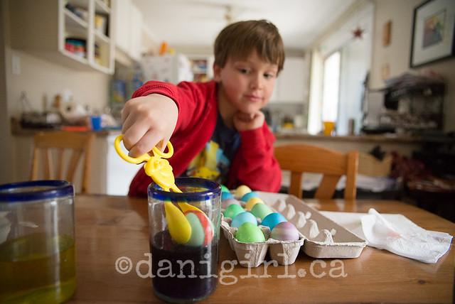 Easter eggs 2014