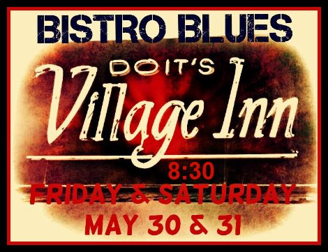 Bistro Blues Band 5-30, 5-31-14
