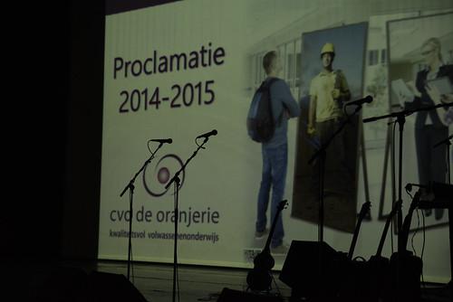 Proclamatie 2015