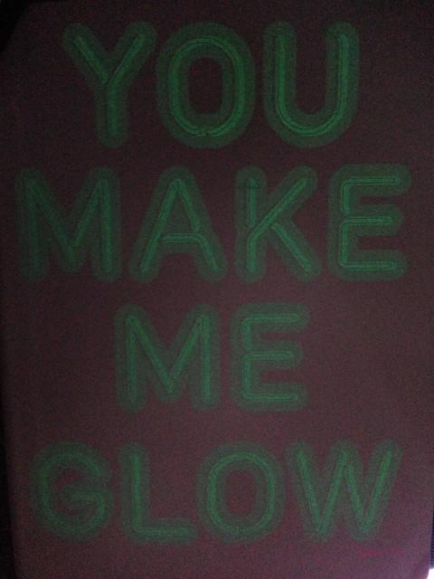Review Nuuna Glow In The Dark Graphic Notebook @BureauDirect (11)