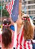 New York Parade Spectators 2