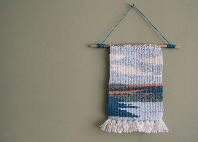 iceland wall hanging
