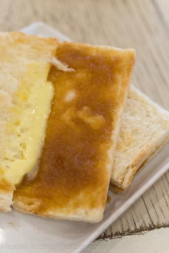 Toast and Kaya