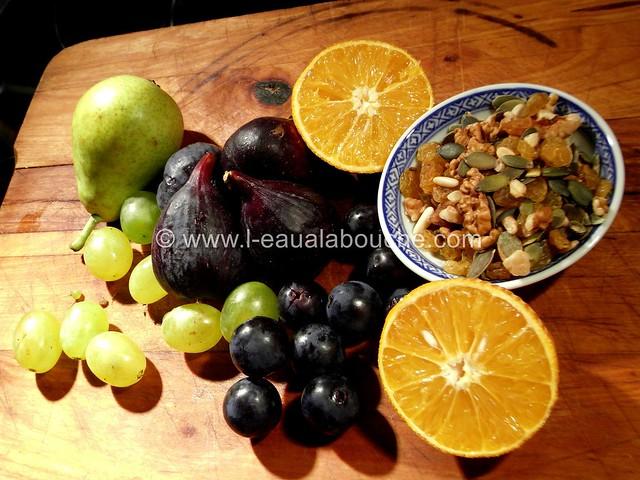 Salade de Fruits aux Figues © Ana Luthi Tous droits réservés 0001