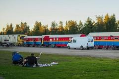 Sirkus Finlandia in Kokkola