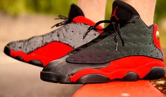 XIII Black/True Red '98 (OG)