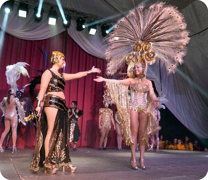 El Carnaval de Santiago de la Ribera se prepara para un intenso fin de semana