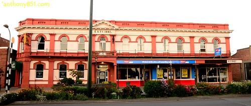 Railway Hotel, Winton.