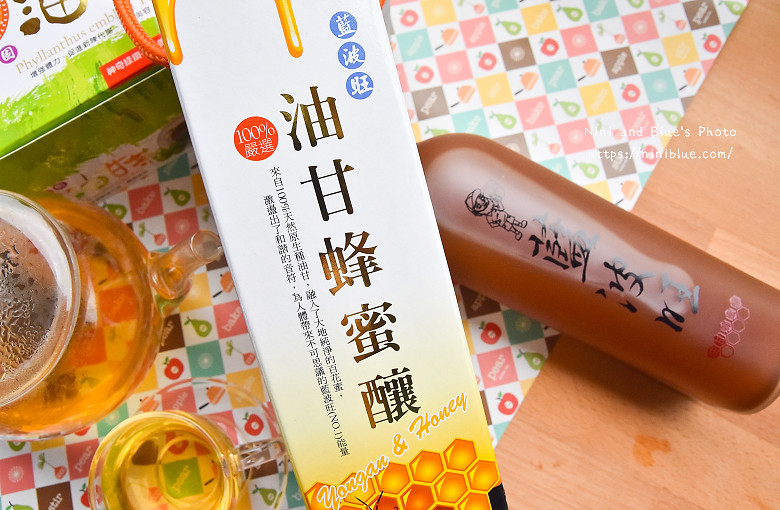 台中宅配團購油甘茶包11