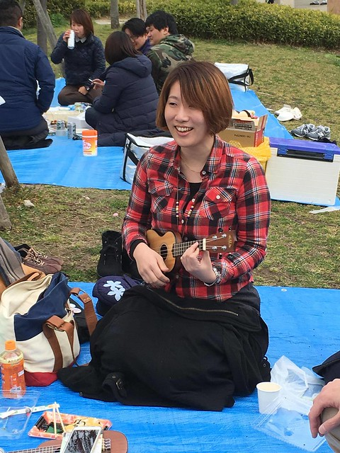 4/1(土)OUSお花見会