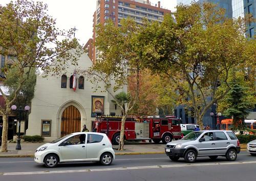 Iglesia Ortodoxa, Av. Pedro de Valdivia - Providencia, Santiago