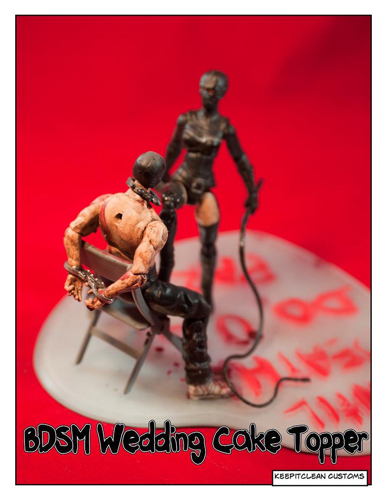Bdsm toy figures