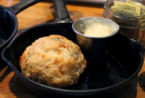 Herbed Cheddar Biscuit