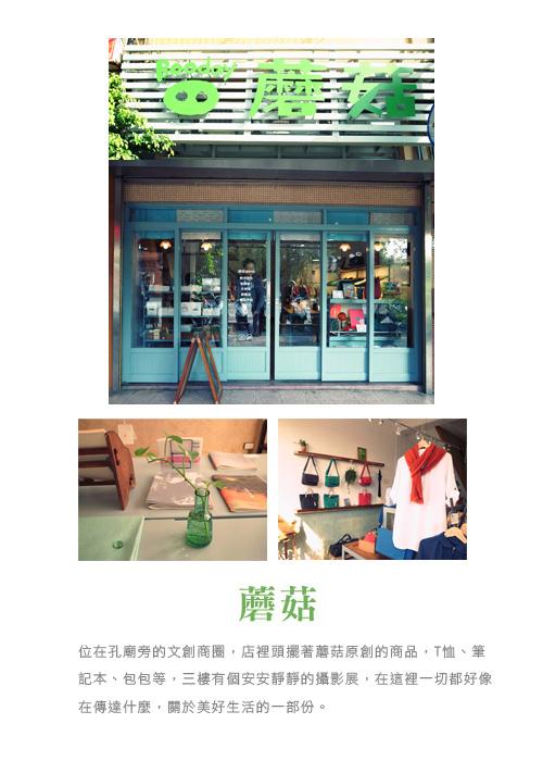 台南13蘑菇