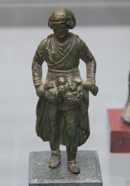 Bronze statuette of Priapus, 2nd century AD, Staatliche Antikensammlungen, Munich