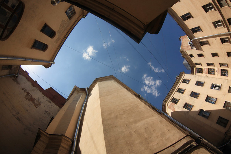 St.Petersburg Courtyards