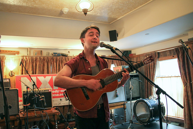 NXNE 2013: Villagers, June 15, 2013 @ Sidedoor in Soho House