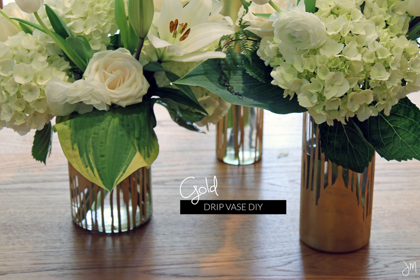 Julip Made DIY gold drip vase4