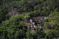 Complexo mineiro de Nuzedo de Baixo/Ervedosa em Vale das Fontes, Vinhais (Ruínas)