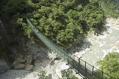 transport(0.0), rope bridge(0.0), rolling stock(0.0), track(0.0), suspension bridge(1.0), reservoir(1.0), river(1.0), waterway(1.0), bridge(1.0),