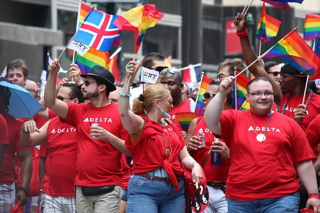 NYC Gay Pride March | Explore shinya's photos on Flickr. shi ...: www.flickr.com/photos/shinyasuzuki/9175816797