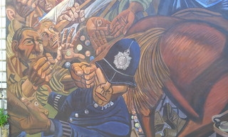 Battle of Canal Street Mural