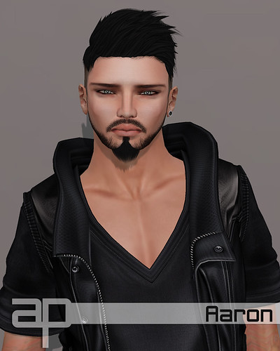 [Atro Patena] - Aaron | Hair Fair 2013 by MechuL Actor