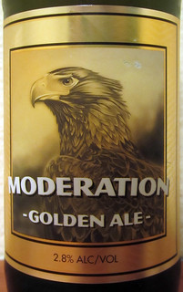Moderation Golden Ale