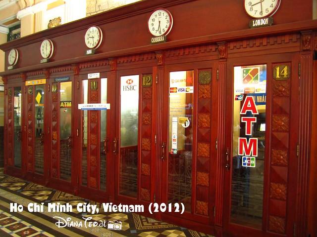 Old Saigon Post Office 06