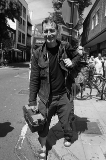 Ben Wilson London Street Portrait