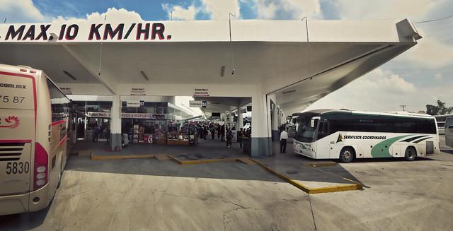 central de autobuses Irapuato (2013)
