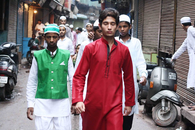City Faith - The Eid People, Old Delhi