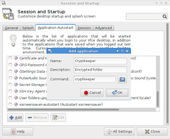 Encrypt a Directory with Cryptkeeper