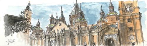 El Pilar de Zaragora