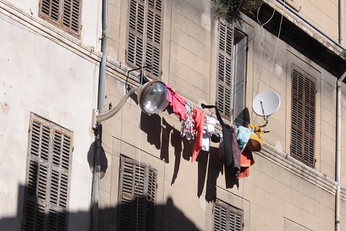Marseille 090 Wäsche
