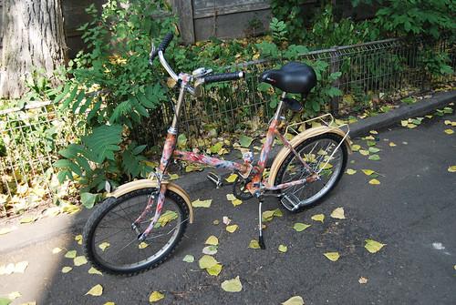 Pegas bike - after