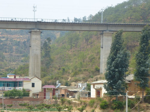 Yunnan13-Yuanyang-Kunming-Route (105)