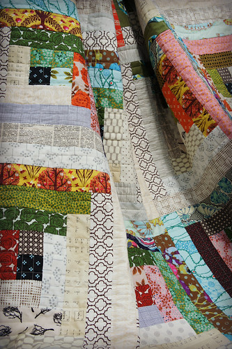 Quiet Cabin Quilt - Fabric