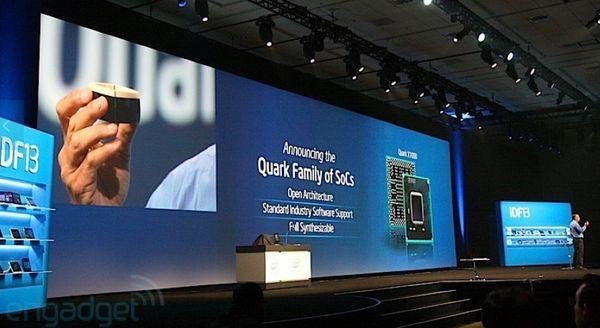 Quark SoC Intel