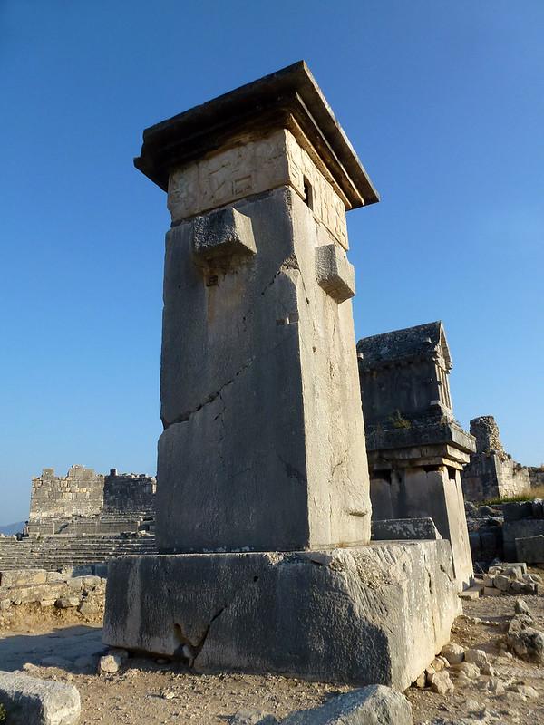 Turquie - jour 16 - Cités lyciennes - 048 - Patara et Xanthos