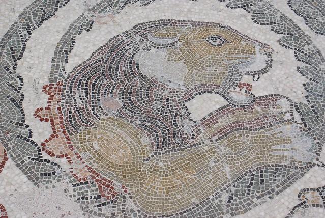 Mosaicos del Casale