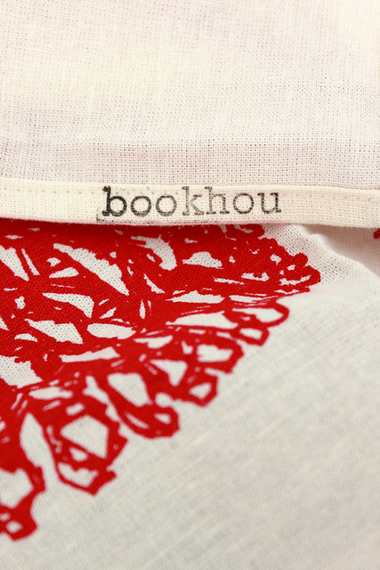linen tea towel by bookhou photo by machetwas.blogspot.com #bookhou #teatowel #machetwas.blogspot.com