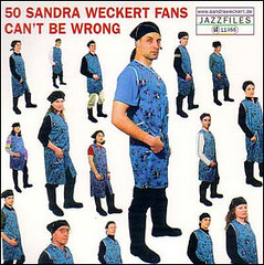 50 Sandra Weckert Fans Can't Be Wrong