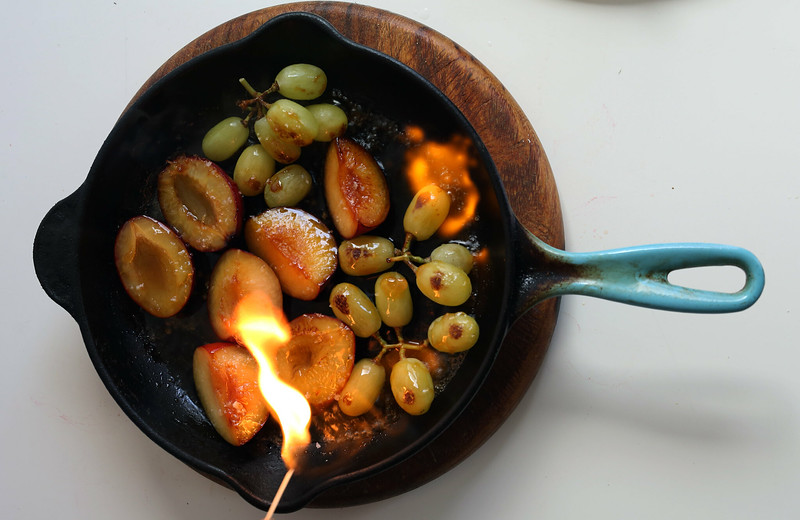 How to Flambé on Food52