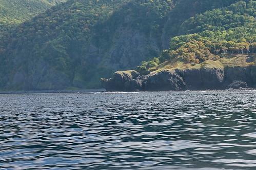 【写真】2013 : 知床半島遊覧船-往路2/2020-09-01/PICT2280