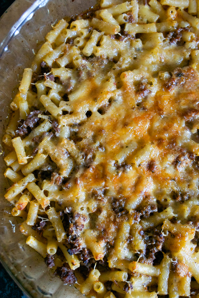 british beef macaroni cheese