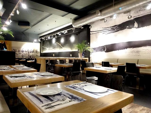 restaurante segons mercat barcelona gran via