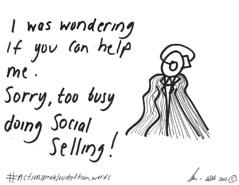 social selling?????