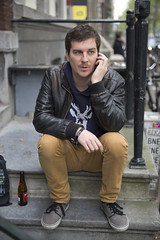 Nico van der Plas - MusicTalks // ADE 2013